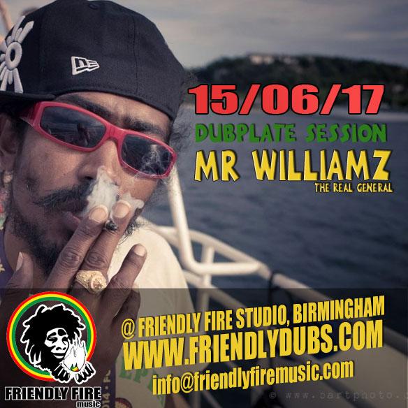 Mr Williamz