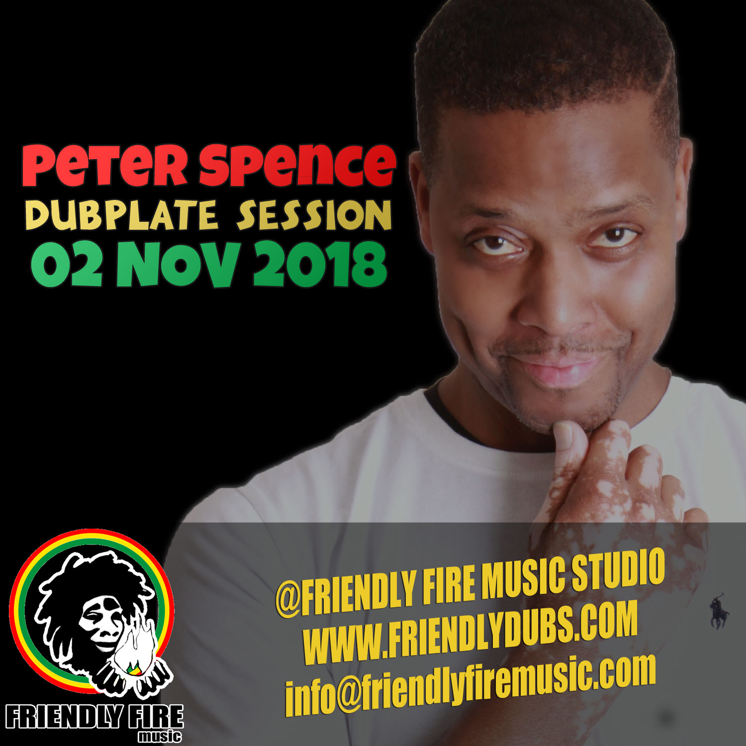 Watch Peter Spence video